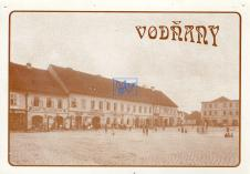 Vodňany in Postcards