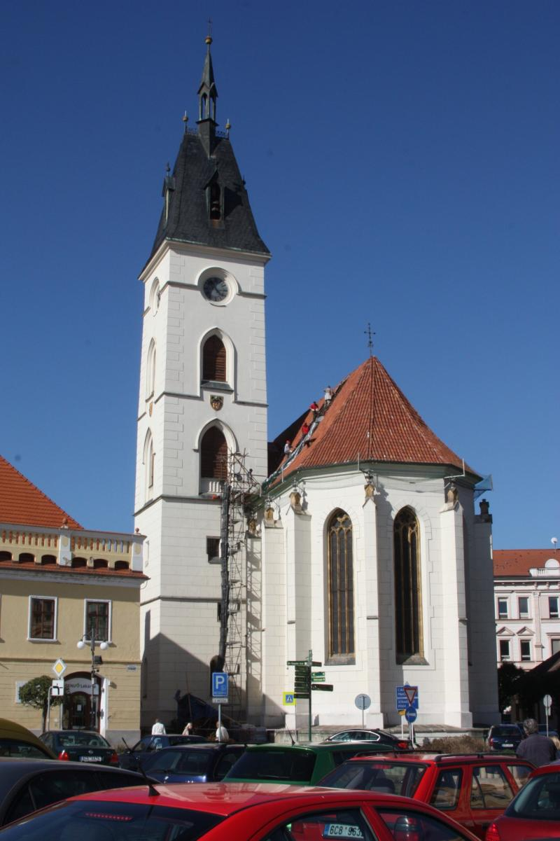 Obrázek - The Decanal Church of the Birth of Our Lady