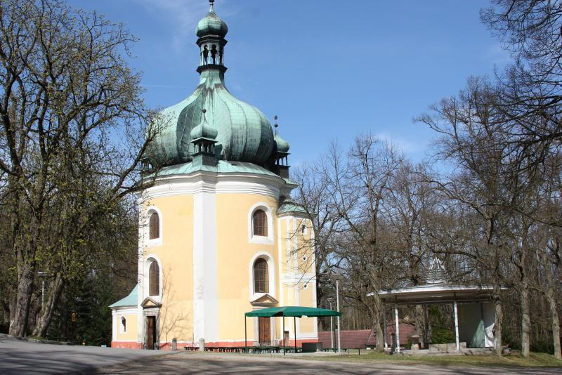 Obrázek - Lomec - The baroque Church of Our Lady